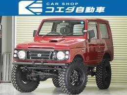 スズキ ジムニー 660 XL 4WD リフトアップ・ホイール・エアコン