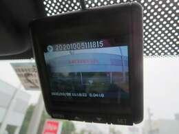 ☆もしもの時にも安心のドライブレコーダー装備です☆