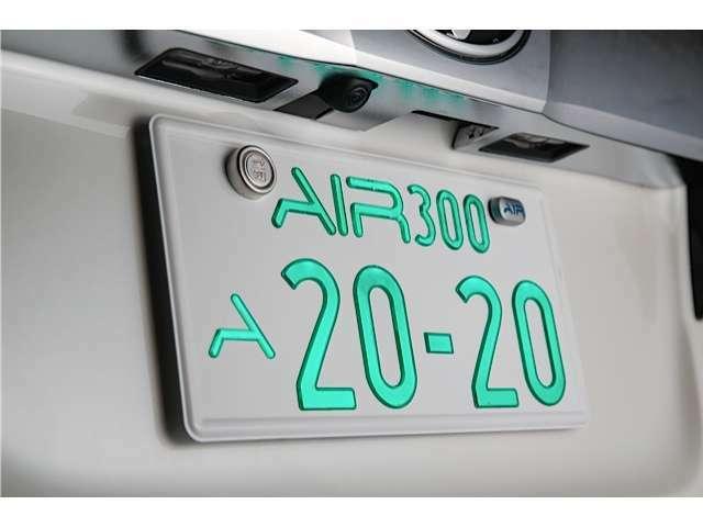 Aプラン画像:ナンバープレートをお好きな数字に出来る希望ナンバープランです。※一部数字が抽選の番号がありますのでご注意を。※字光式ナンバーと軽自動車の白色ナンバーは別途料金掛かりますのでお問い合わせください。
