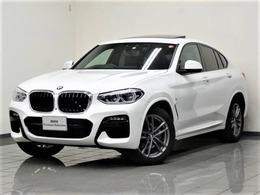 BMW X4 xドライブ20d Mスポーツ ディーゼルターボ 4WD 19インチスタイリング698M ファインウッド