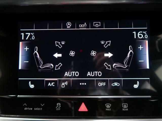 ●4ゾーンオートマチックエアコンディショナー『運転席、助手席はもちろん、後席でも左右で温度調整が可能な4ゾーン仕様です。』