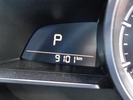 走行少なくまだ1万キロ未満です!新車保証を継承してお渡しします!