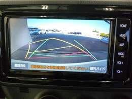 バックモニター付で後ろの障害物の確認が出来ます!車庫入れもこれでラクラクです!