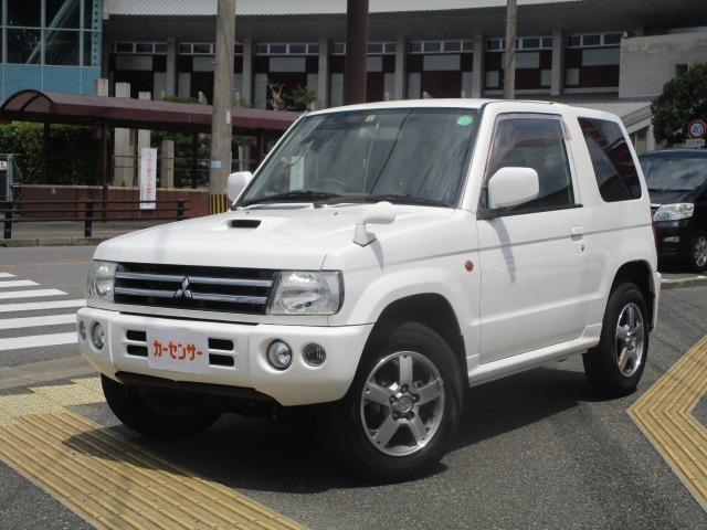 HDDナビ/ワンセグ・4WD・キーレス・純正15インチAW・電動格納ミラー・背面タイヤ(ハードケース)