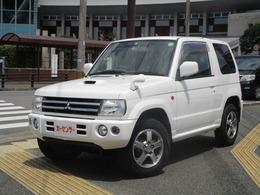 三菱 パジェロミニ 660 アクティブフィールド エディション 4WD HDDナビ/ワンセグ キーレス 純正アルミ