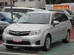 トヨタ カローラフィールダー 1.5 G HDDナビ/バックモニター/HID/ETC