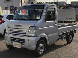 スズキ キャリイ 愛知限定車 KU 4WD ワンオーナー 禁煙車 4WD スペアキー