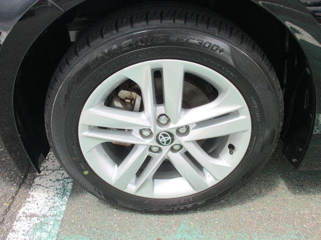 タイヤ周りのチェックも忘れずに☆