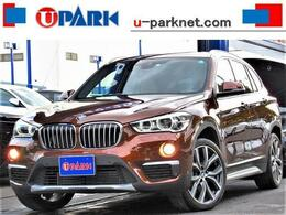 BMW X1 xドライブ 20i xライン 4WD ハイラインpkg ダコタ革 SR インテリS 19AW