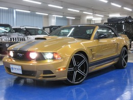 フォード マスタングコンバーチブル V8 GT アピアランスパッケージ フォードジャパン正規 40台限定車 本革