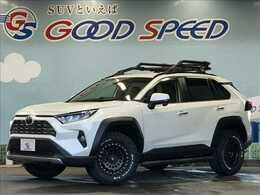 トヨタ RAV4 2.0 G 4WD FUEL17AW リフトアップ ルーフキャリア
