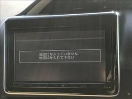 SDナビを装備。フルセグ・DVD再生等の機能も使用できます!