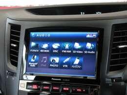 ■純正HDDナビ■CD/DVD/SD/録音/BluetoothAudio/フルセグなど多数の機能が御座います!ナビ更新も承っておりますので、ご相談下さい♪
