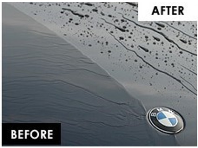 Aプラン画像:鉄粉・ピッチ・タール・樹液・鳥糞など塗装面にダメージを与えるさまざまな物質が存在するのです。そんな危険から大切な車を守り保護するのがプロコーティングです。