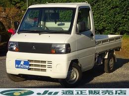 三菱 ミニキャブトラック 660 Vタイプ 4WD 5速MT エアコン