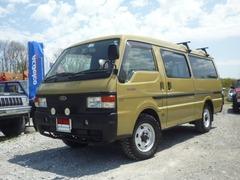 マツダ ボンゴブローニイバン の中古車 2.5 DX 低床 ロング ディーゼル 4WD 北海道北広島市 168.5万円
