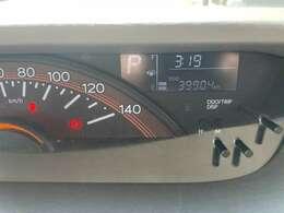 走行距離は39900kmとまだまだ安心してお乗りいただけます(^^♪