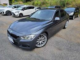 BMW 3シリーズ 320d Mスポーツ スタイル エッジ 黒革 HOMURA2×9 19インチAW LCIテール