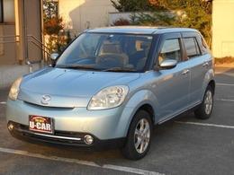 マツダ ベリーサ 1.5 C チェーン車 ナビ CD キーレス ETC