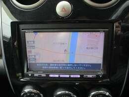 DL純正ナビで知らない土地へのドライブも安心です☆