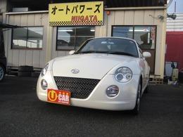 ダイハツ コペン 660 タンレザーエディション 関東仕入車輌 車検3年6月
