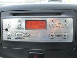 CDラジオデッキ