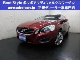 ボルボ S60 T6 AWD SE 4WDセーフティpkg 黒革/純ナビ/DTV/Bカメラ/ETC/ACC/1オナ/保