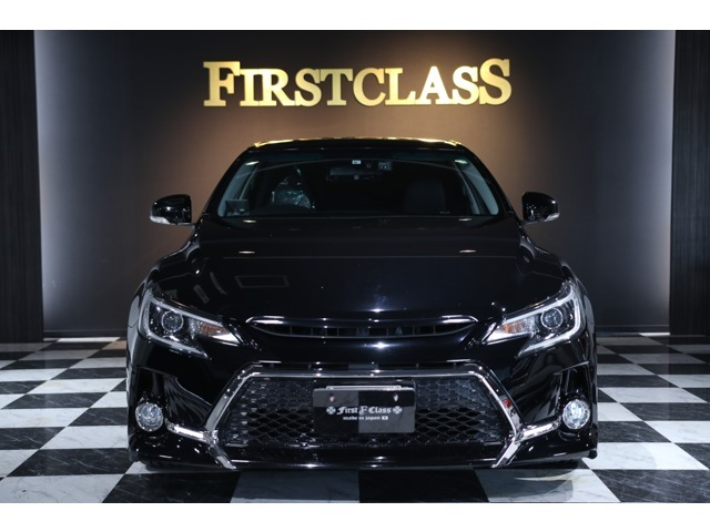 ☆FIRST CLASSより、トヨタ マークXを入庫いたしました!