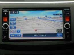◆メモリーナビ◆純正メモリーナビ TV も見れますよ。目的地まで快適ドライブ!!このナビゲーションも日産の中古車保証の対象となります。