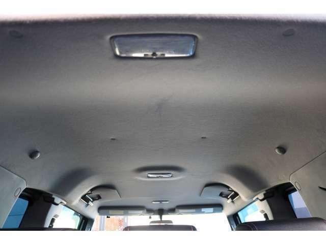 天井もご覧の通り綺麗な状態を維持しております!