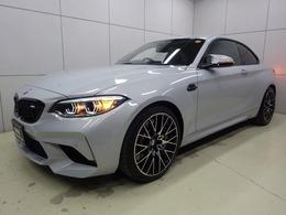 BMW M2コンペティション M DCTドライブロジック 正規認定中古車