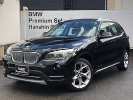 BMW X1 xドライブ 28i xライン 4WD 認定保証1オナブラウンレザー純正HDDナビ