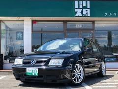 フォルクスワーゲン ボーラ の中古車 V6 4モーション 4WD 千葉県四街道市 55.0万円
