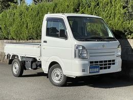 スズキ キャリイ 660 金太郎ダンプ 3方開 4WD 純正ラジオ 5MT 4WD ワンオーナー