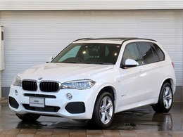 BMW X5 xドライブ 35d Mスポーツ 4WD セレクトPKG 19AW サンルーフ 黒革