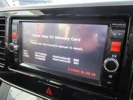 SDナビ/フルセグTV、DVD再生、Bluetoothオーディオ♪ アラウンドビューモニターも付いてます♪
