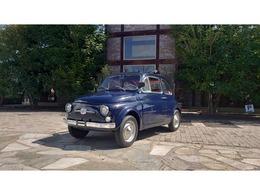 フィアット FIAT500 110F NUOVE500 ソフトトップ