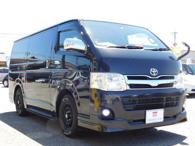 フロンティアは九州運輸局長指定工場完備!車検から整備まで、安心してご利用いただけます。無料お見積も可能ですので、まずは一度当店までご相談下さい。