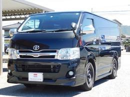 トヨタ ハイエースバン 5ドアバン3.0DT スーパーGL 4WD