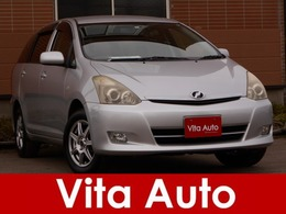 トヨタ ウィッシュ 1.8 X リミテッド 4WD HIDヘッドライト ドライブレコーダー ETC
