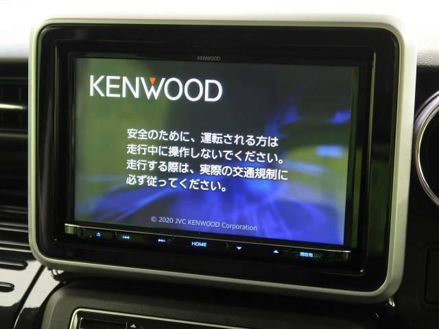 【社外SDナビ】社外SDナビ搭載!BluetoothオーディオやSD再生など多彩な音楽再生、フルセグTVまで見れる高性能ナビです!長距離のお出かけにも最適♪