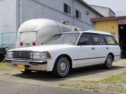トヨタ クラウンワゴン 2.0 スーパーサルーンエクストラ 前期型ベンコラ/バンバンパー/ローダウン