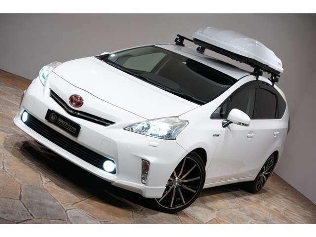 第三者機関による日本自動車査定協会検査認定車両!!各種テスター完備、自社整備、点検も丁寧に行います!!また内外装は当たり前、エンジンルームまでクリーニングのプロがしっかりと仕上げさせて頂きます!