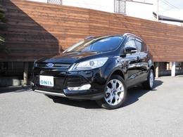 フォード クーガ タイタニアム 4WD / 正規ディーラー車・禁煙車・BLIS