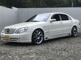 メルセデス・ベンツ Sクラス S500L ロリンザー仕様