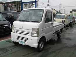 マツダ スクラムトラック KCスペシャル 4WD 5F