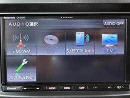 【ストラーダ:メモリナビ】CD/Bluetooth/音楽録音/AM/FM/ワンセグ(CN-E300D)運転がさらに楽しくなりますね♪