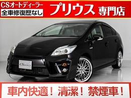 トヨタ プリウス 1.8 G G'sフェイス/禁煙車/サンルーフ/新品19AW