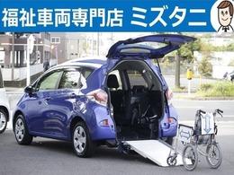 トヨタ ラクティス 1.5 G ウェルキャブ 車いす仕様車スロープタイプ タイプI 助手席側リアシート付 キーレス クルコン ナビ Bカメラ