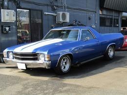 シボレー エルカミーノ 1971年 V8 SS仕様